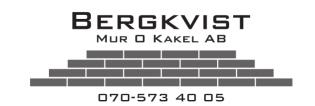 Bergvist Mur & kakel